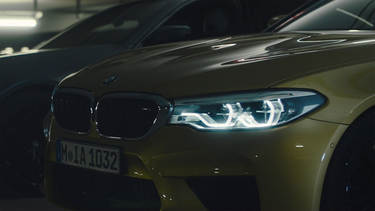 BMW 5er Competition